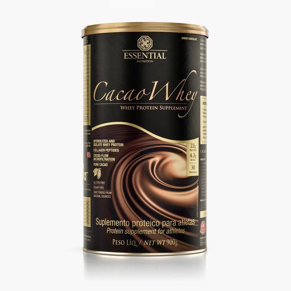 e233e4a9b Cacao Whey com 40% de cacao e whey isolado no Mundo dos Suplementos